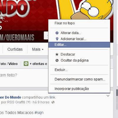 Confira as Novidades para Fanpages do Facebook