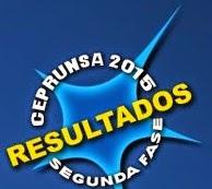 resultados ceprunsa 2015