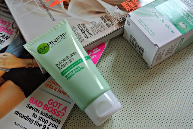 Garnier Skin Naturals Moisture Match