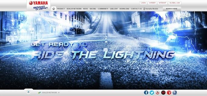 Teaser Kembali Hadir di Website Yamaha
