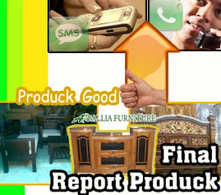 Final Report Produk Mebel Allia Furniture
