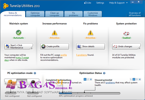 Tuneup Utilities 2013 13.0.3 Full Patch 2