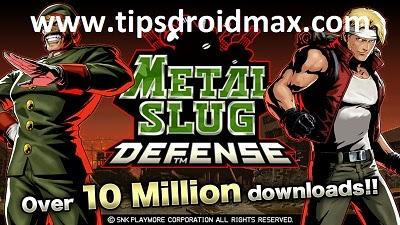 Download Metal Slug Defense For Android