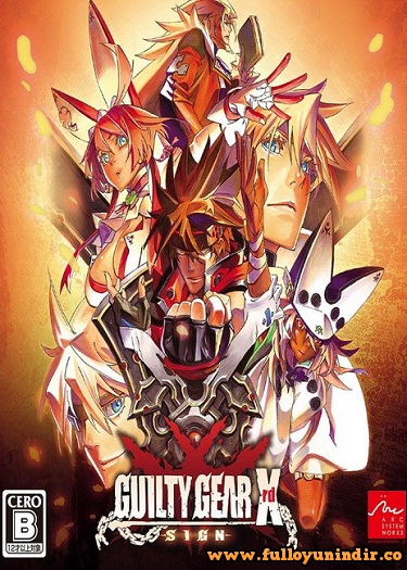 GUILTY GEAR Xrd SIGN  CODEX  Tek Link