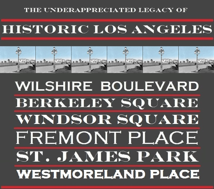 HISTORIC LOS ANGELES