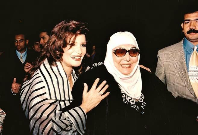 Nagwa Fouad, Disociando Infinitos