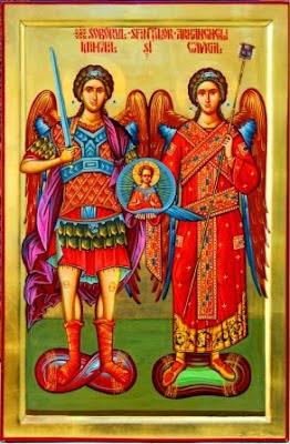 Sf. Mihail si Gavril