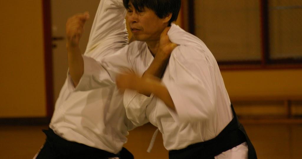 aikido teacher student relationship