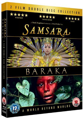 Baraka Blu-ray