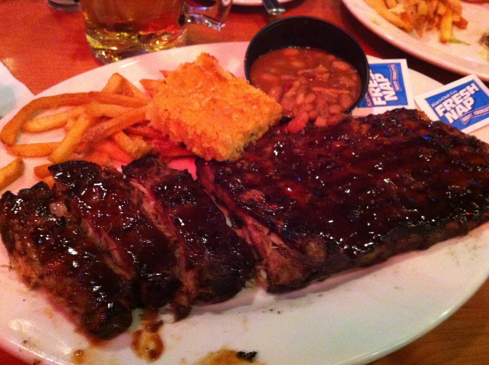 Toby Keith Barbecue BBQ Barbeque Bar-B-Q Ribs Winstar