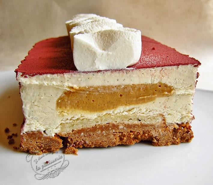 dessert de fête de cyril lignac