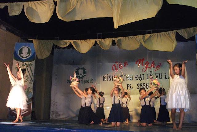 Hình Ảnh Văn nghệ Vu lan báo hiếu của các GĐPT Thị xã Lagi trực thuộc BHD GĐPT Bình Thu�n