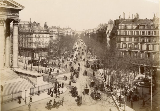 boulevard de la madeleine boulevard de la madeleine vendome versailles ~ Grand Hotel Bois De Boulogne
