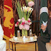 Sri Lanka and Pakistan leaders hold talks in China
