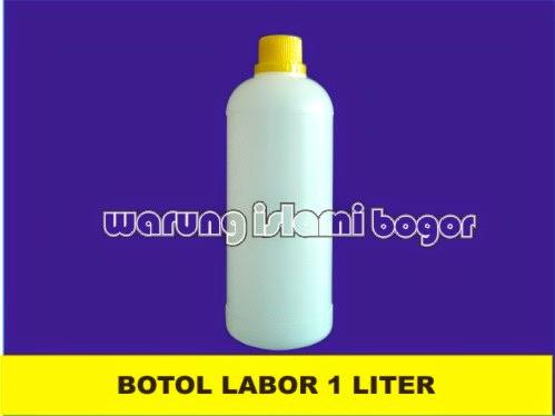 Jual Botol Minuman Susu HDPE 1 Liter