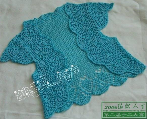 Patrones De Tejidos En Crochet