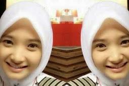 Noor Hafizah, Pilot Wanita Cantik Berjilbab asal Negeri Jiran Malaysia