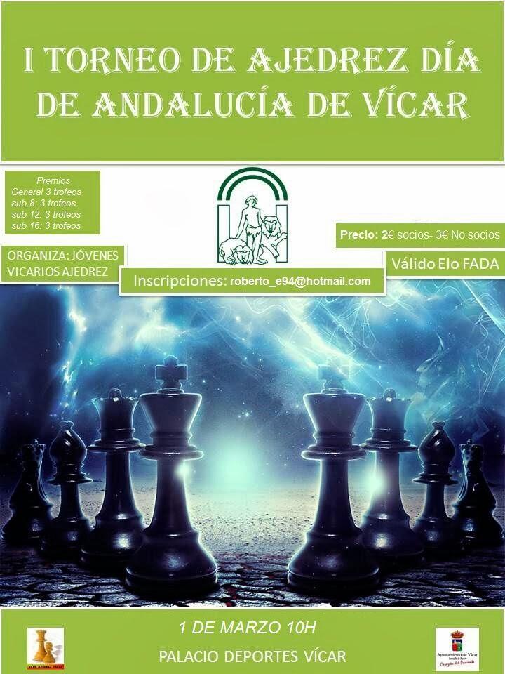 I Torneo Día de Andalucía de Vícar