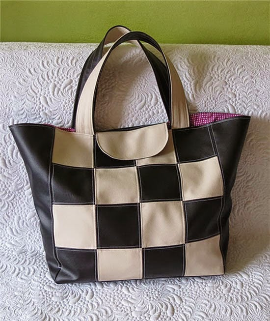 Large Tote Bag Patterns