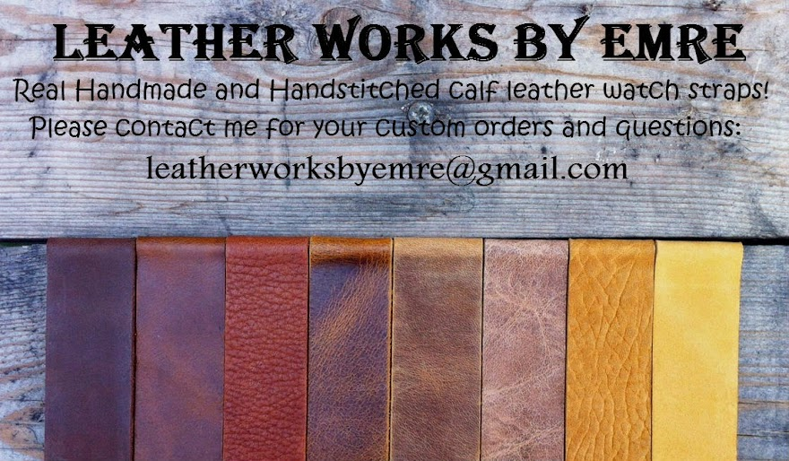 Leather Works By Emre