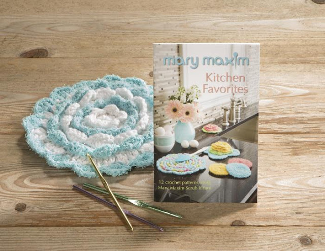 Scrub it Yarn @craftsavy, #scrubit, #craftwarehouse, #marymaxim
