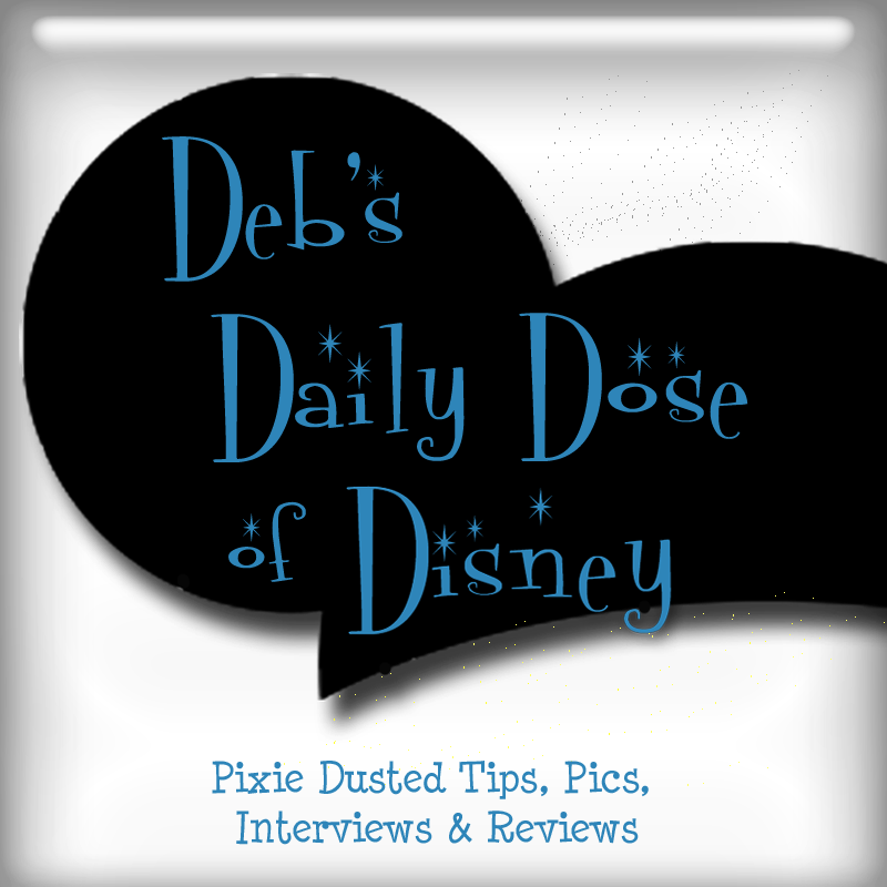 Click for more of Deb's Dose of Disney