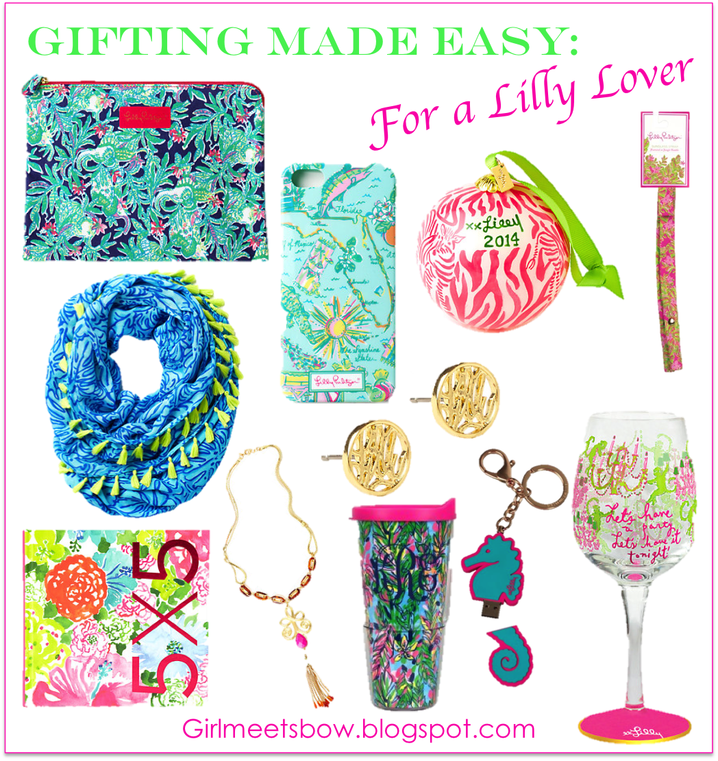 Gifting Made Easy: Lilly Lover