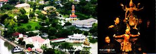 Bang Pa-In Summer Palace,Ayutthaya, Hun Lakhon Lek