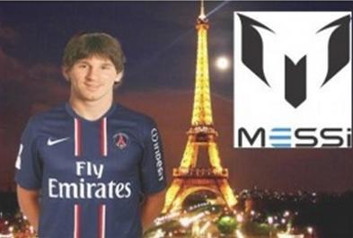 Lionel Messi Hijrah ke PSG ?