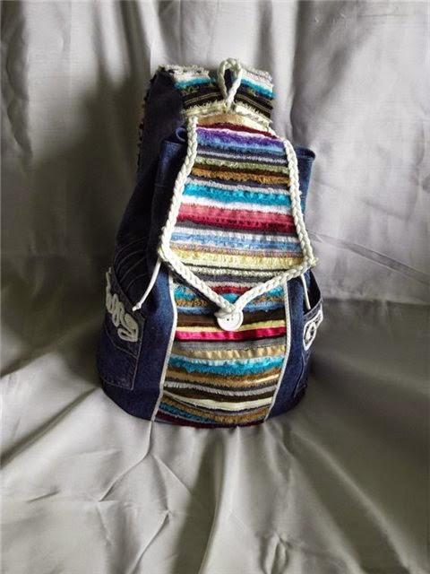 Рюкзак своими руками из джинсовой ткани. Мастер класс с. маркетинг книга учебник пособие онлайн