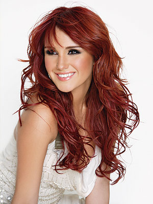 Fresh Look Dulce Maria Hairstyles 19