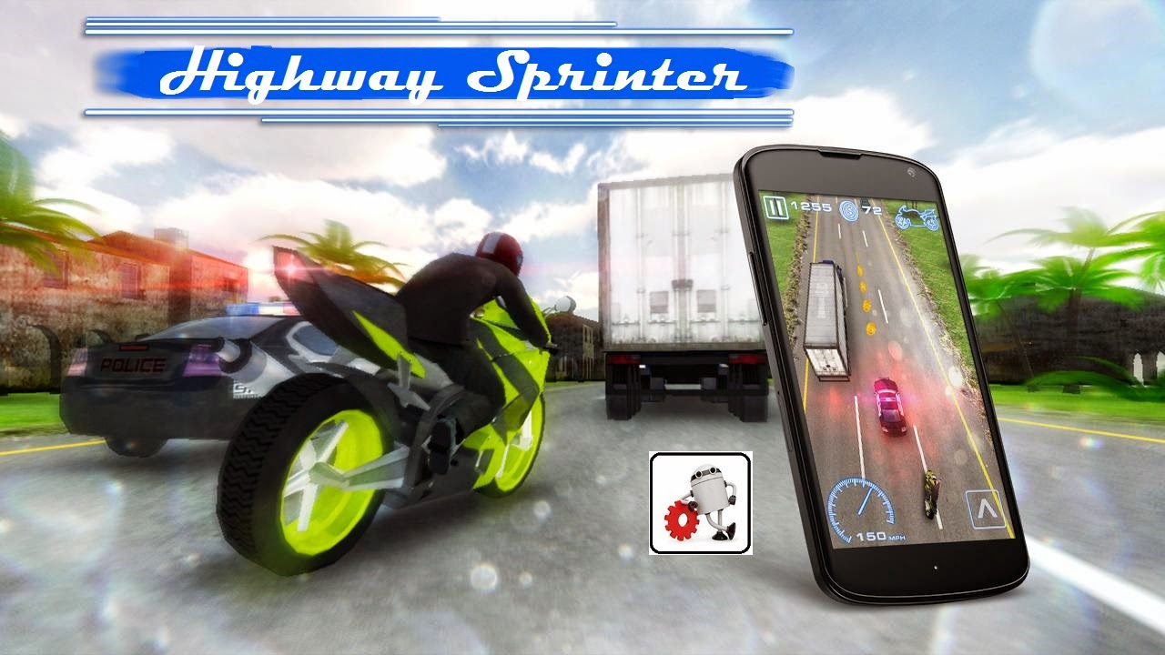 Highway Sprinter v0.9a APK Mod [Unlimited Gold]