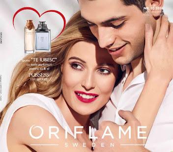 Catalog Oriflame C2 2018