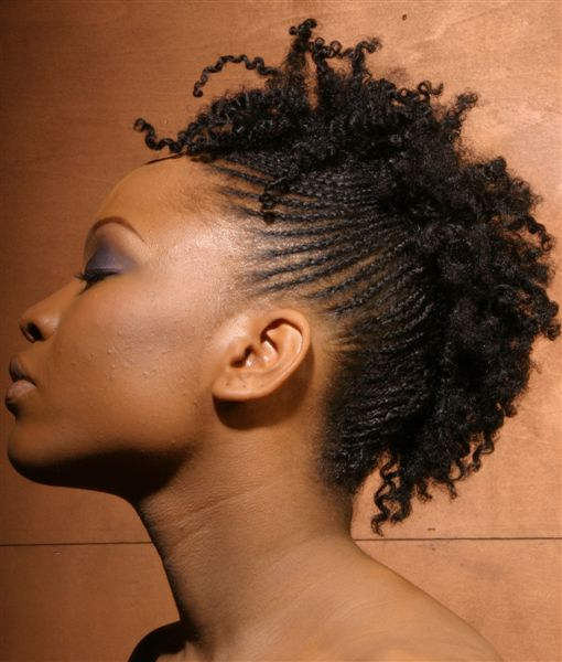 The Fascinating Short Natural Hairstyles For Black Women Pictures Photograph