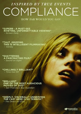 Filme Poster Compliance DVDRip XviD &amp; RMVB Legendado