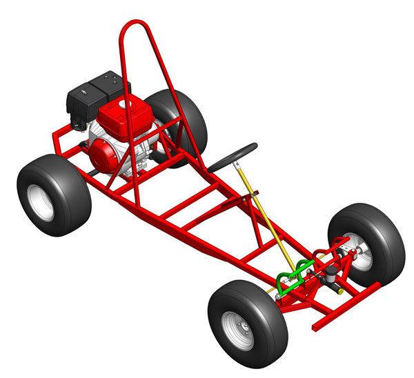 333 - How to?: Jak postavit motokáru - How to Build Go-Kart?