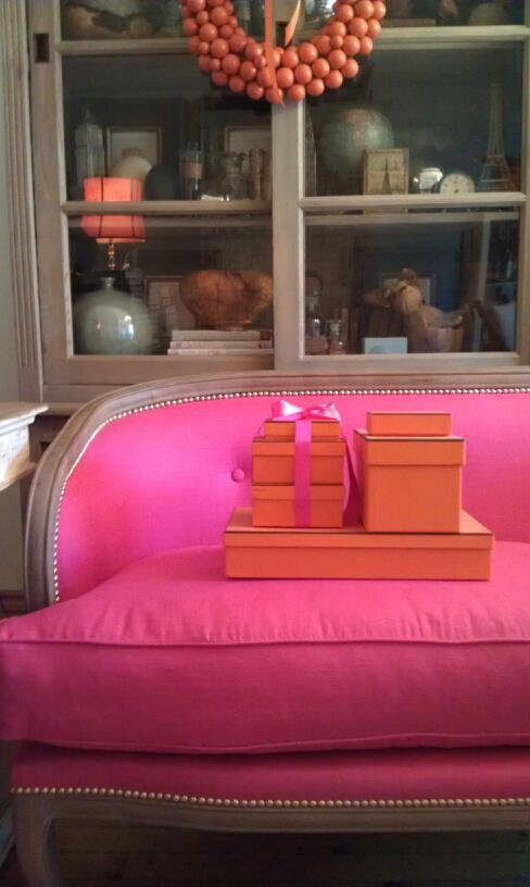 A Library of Design: Diana Vreeland: Pink, Red & Tangerine Dreams