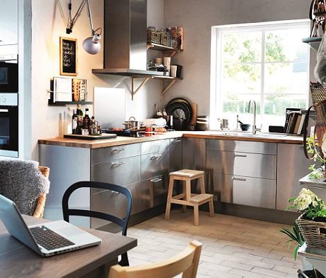 Decoraci n f cil muebles de cocina de ikea 2014 - Ikea disenador de cocinas ...