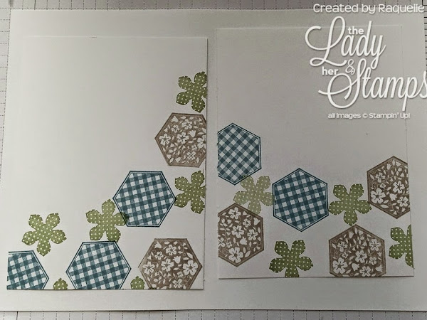 Remember The Layouts? Here's the Finished Card!