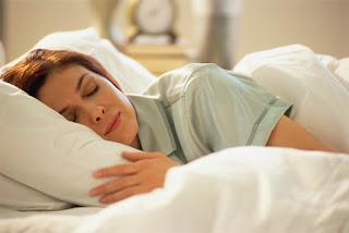 cara tidur nyaman dan mimpi indah