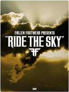 SKATERNOISE FALLEN - Ride The Sky