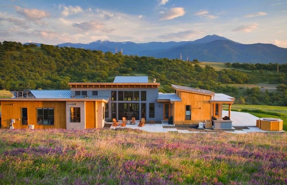 Sustainable Architecture Ideas