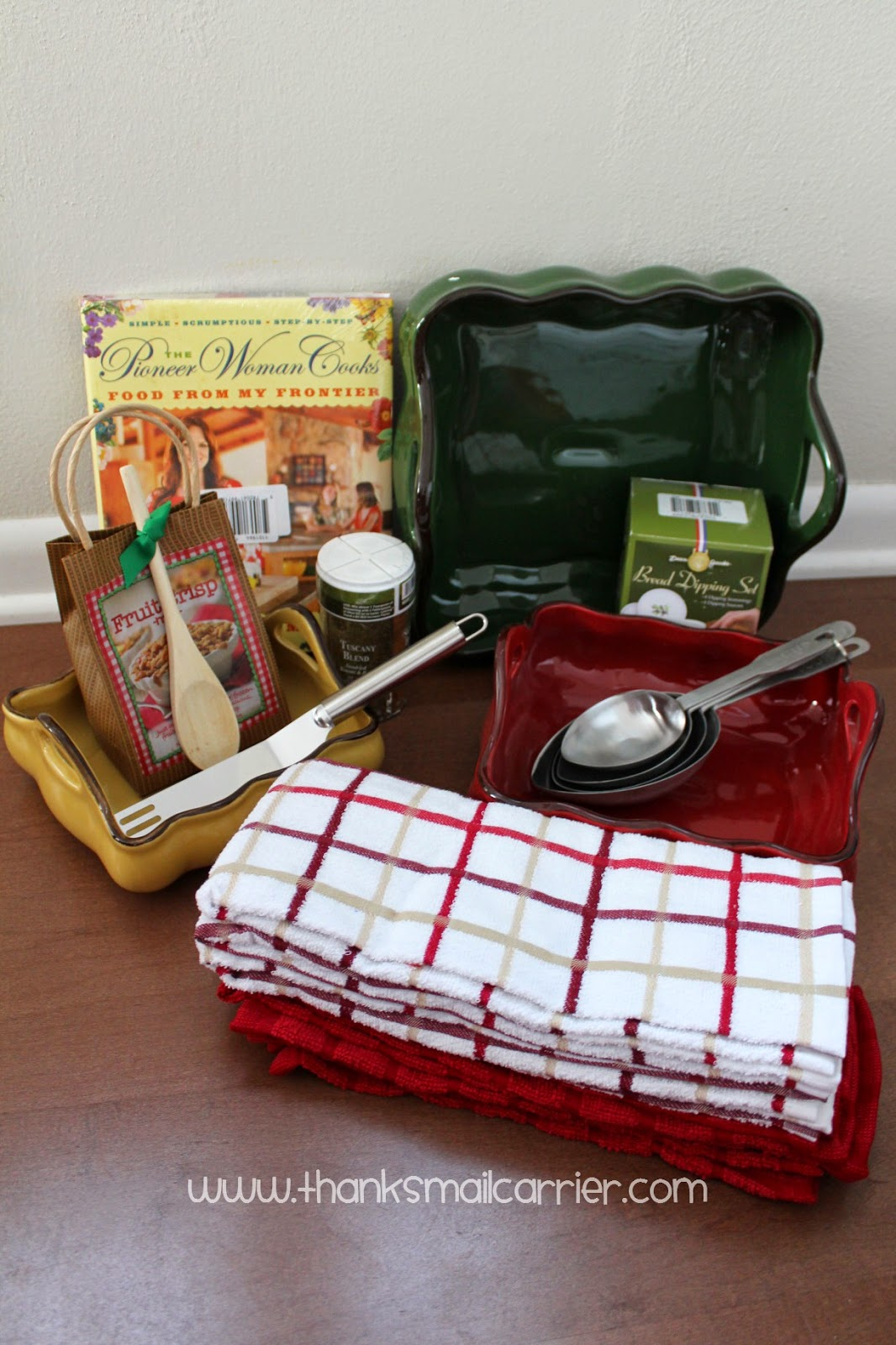 cooking gift items