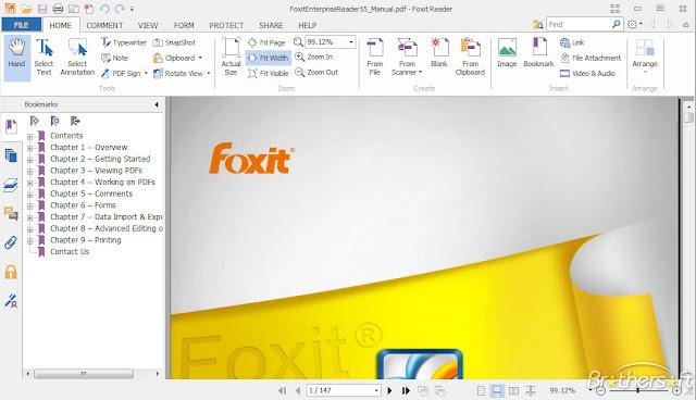 Foxit Reader 6