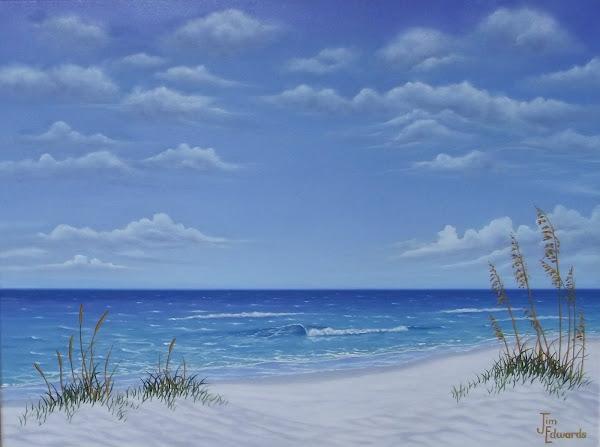 Sand Dunes 18 x 24