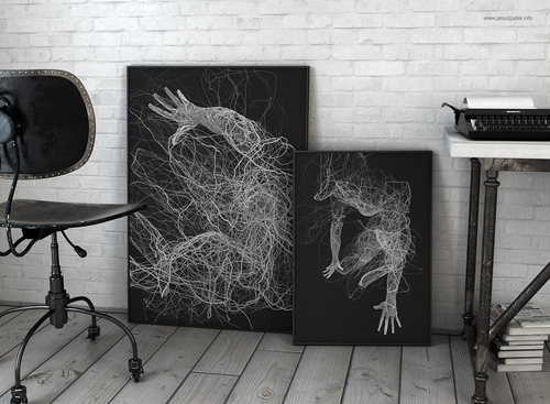 19-Papilarnie-Janusz-Jurek-Drawings-of-Texture-Enveloping-and-Constructing-the-Body-www-designstack-co