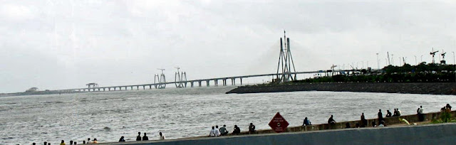 bandra worli sea-link