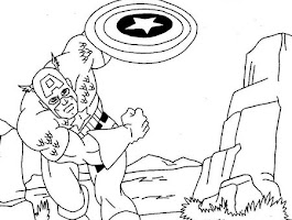 Lego Marvel Coloring Pages To Print