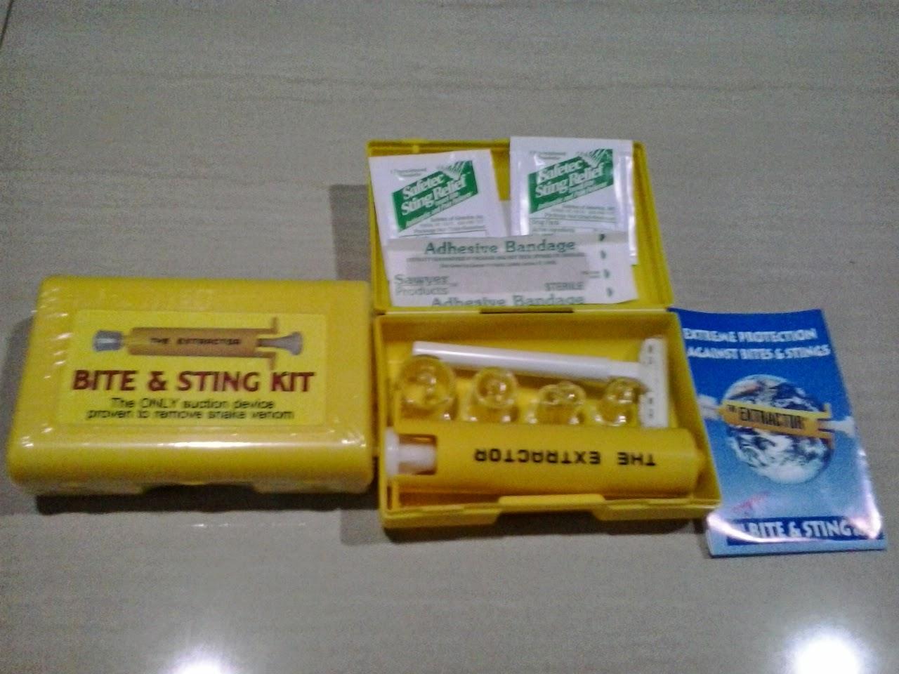 Indonesia Snake Removal & Rescue: Snake Bite Kit / The ...