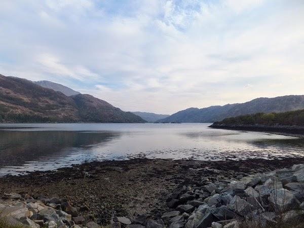 écosse scotland highlands route des îles